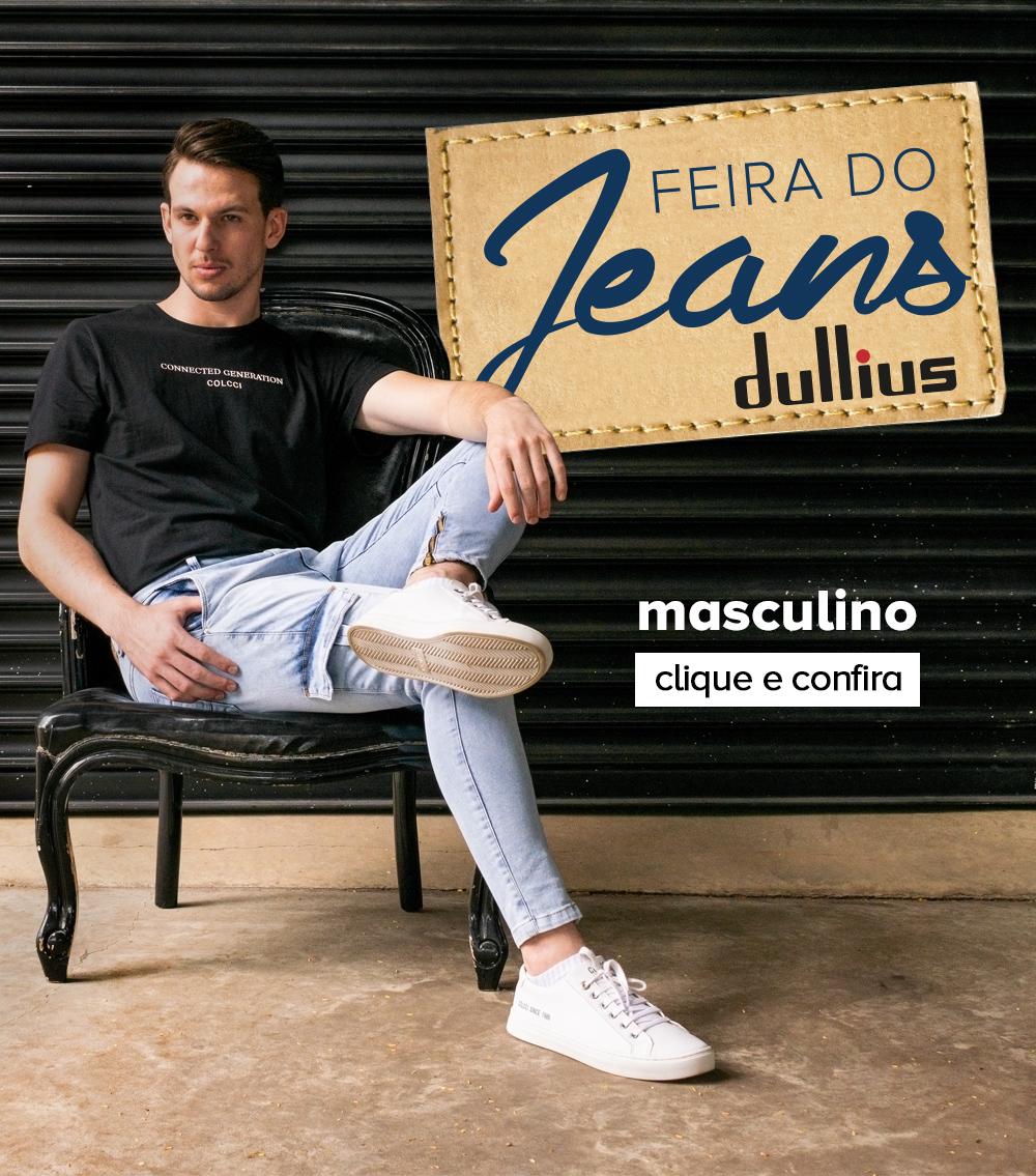 feira do jeans masculino