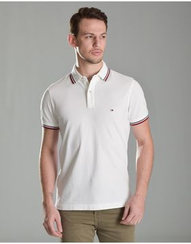 POLO-TOMMY-HILFIGER-1678-OFF-WHITE-M