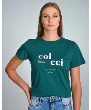 T-SHIRT-COLCCI-5473-VERDE-PP