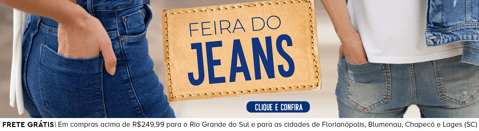 Feira do Jeans
